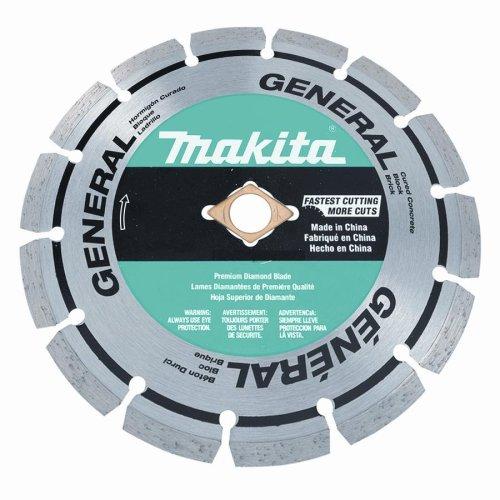 Makita A-94708 6-Inch Segmented Rim Diamond Masonry Blade