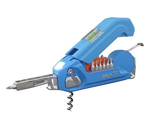 Kelvin Tools Multi-Tool Set 36 Cyan
