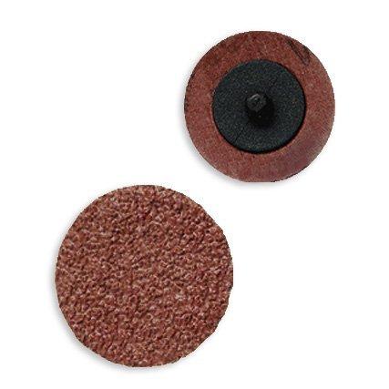 5pc 3 Roloc Sanding Disc 60 Grit Aluminum Oxide