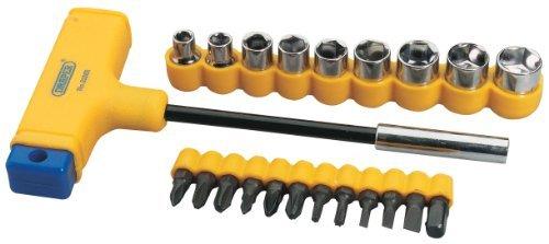 Draper DIY Series 16599 22-Piece T-Bar Socket Driver Set by Draper
