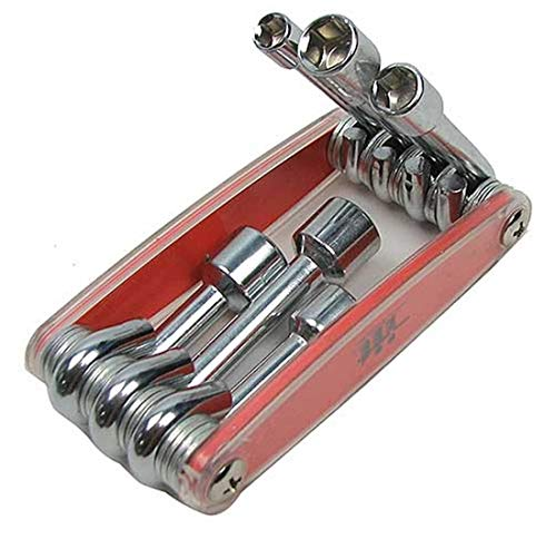 IIT Metric Folding Socket Driver Set sizes 5mm-12mm