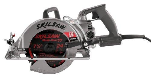 SKIL SHD77 15 Amp 7-14-Inch Worm Drive SKILSAW Saw