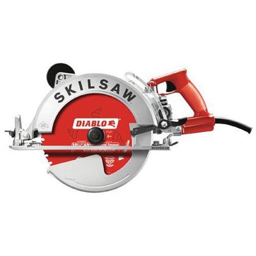 SKILSAW SPT70WM-22 10-14 In Magnesium SAWSQUATCH Worm Drive Diablo Blade