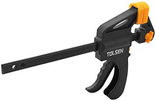 Tolsen Tools Quick Ratchet Bar Clamp 12 300mm