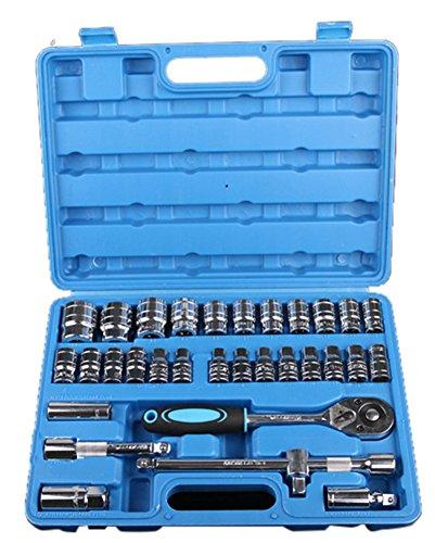 Insun 32-Piece 12 Inch Mechanics Drive Socket Set