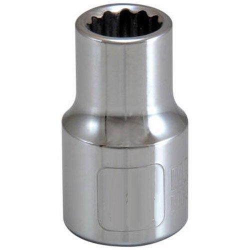 Standard Plumbing Supply 105353 APEX TOOL GROUP-ASIA Master Mechanic Drive Socket 12