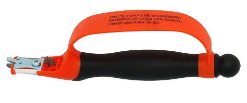 Zenport KS06 6-in-1 Multi-Sharpener for PrunersScissors and Knives 8-Inches Long