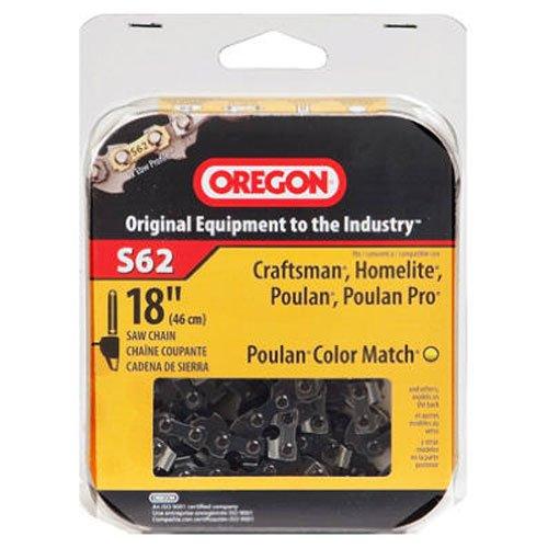 Oregon 14-Inch Semi Chisel Chain Saw Chain Fits Craftsman Homelite S53