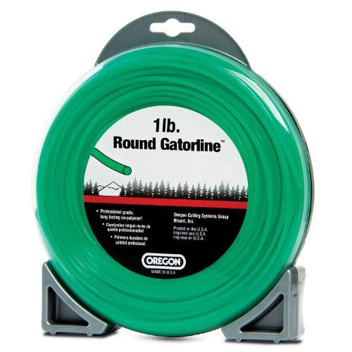 Oregon 21-380 Gatorline 1-Pound Coil of 080-Inch-by-416-Foot Round String Trimmer Line