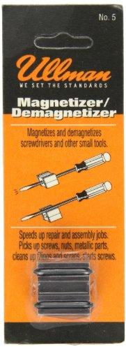 Ullman No 5 Specialty Tool MagnetizerDemagnetizer 1-116 Length x 1-116 Width