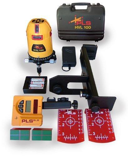 Pacific Laser Systems PLS-60561 Multi Line Laser Tool with SLD Detector by Pacific Laser Systems