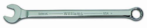 Williams 1224SC Super Combo Combination Wrench 34-Inch