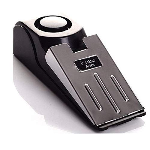 Door Stop Alarm -Great for Traveling Security Door Stopper Doorstop Safety Tools for Home