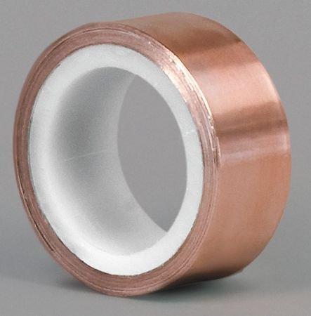 Foil Tape 12 In x 6 Yd Copper