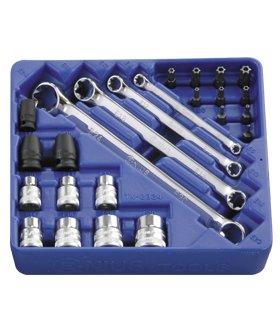 Genius 24 Piece Star Wrench Set