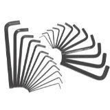KTI KTI-71425 Hey Key Wrench Set