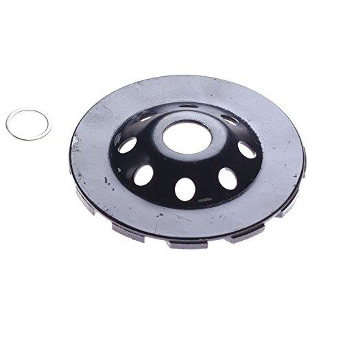 ZFEÂ 4 Inch 4 Diamond Segment Grinding Cup Wheel Disc Grinder Concrete Granite Stone