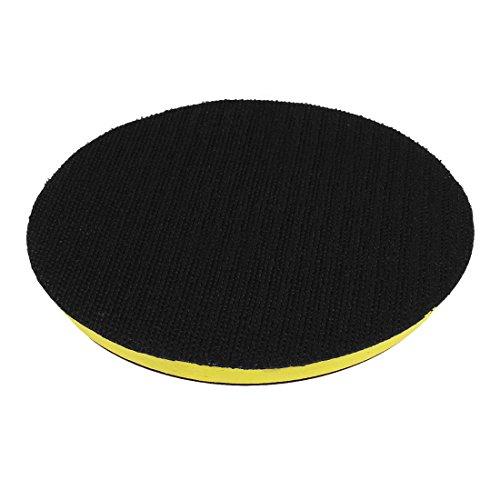 uxcell Grinder Sanding Polishing M10 125mm 5 Backing Backer Pad Disc Yellow