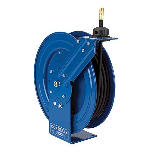 Coxreels P-HP-325 High Pressure Spring Rewind Hose Reel 38 ID 25 hose capacity With Hose 4000 PSI