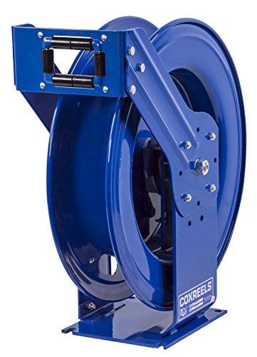 Coxreels TSHL-N-650-BXN Spring Rewind Hose Reel for fuel dispensing applications 1 ID 50 hose 300 PSI less hose