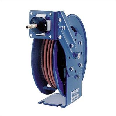 Medium Pressure Heavy Duty Hose Reel w Hose 1500 - 3000 psi Hose 35 ft 34 Inside Diameter 1500 psi Size 3