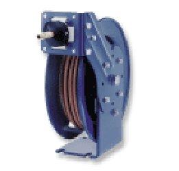 Medium Pressure Heavy Duty Hose Reel w Hose 1500 - 3000 psi Hose 50 ft 12 Inside Diameter 2500 psi Size 2