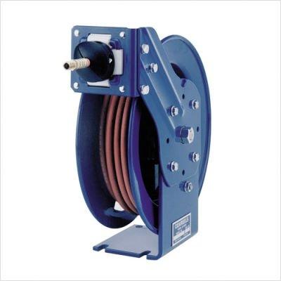 Medium Pressure Heavy Duty Hose Reel w Hose 1500 - 3000 psi Hose 50 ft 38 Inside Diameter 3000 psi Size 1