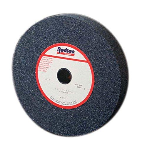 Radiac A089850 Bench Grinding Wheel - Size 6X 34X 1-14