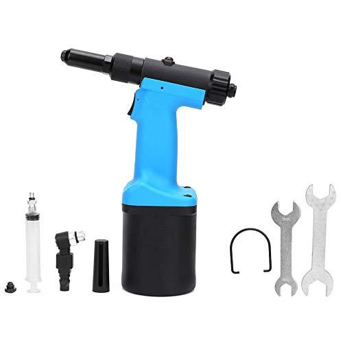 Nail Gun 7201M Industrial Pneumatic Rivet Gun Air Riveter Nut Gun Riveting Tool 32 40 48mm Range