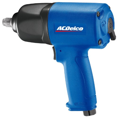 ACDelco ANI404 12-inch Composite Impact Wrench 650 ft-lbs TWIN HAMMER