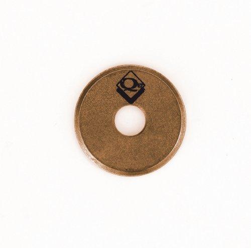 QEP 10117 Tile Cutter Replacement Cutting Wheel 78-Inch Titanium Coated Tungsten-Carbide