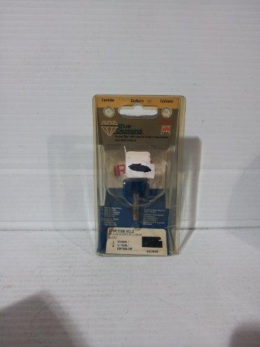 Irwin Blue Diamond Router Bit 316R Edge Mold 520600