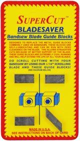 SuperCut BG-D Bandsaw Blade Guide Blocks - Delta 14 Models