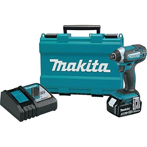 Makita XDT111 30 Ah 18V LXT Lithium-Ion Cordless Impact Driver Kit