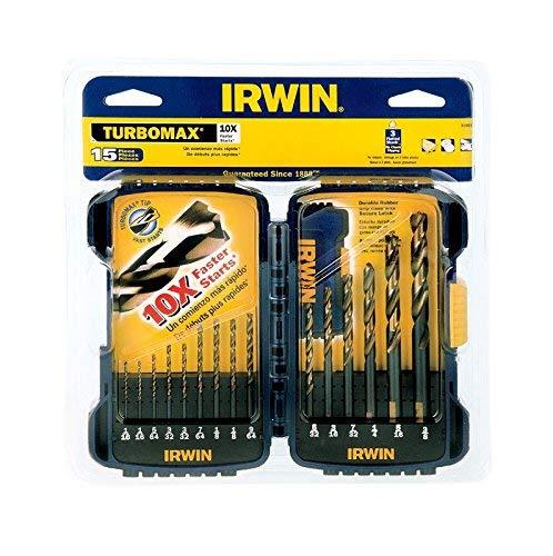 Irwin Drill Bit Set 15 Piece