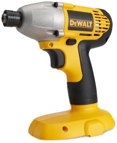 Bare-Tool DEWALT DW056B 18-Volt Cordless Impact Driver Tool Only No Battery