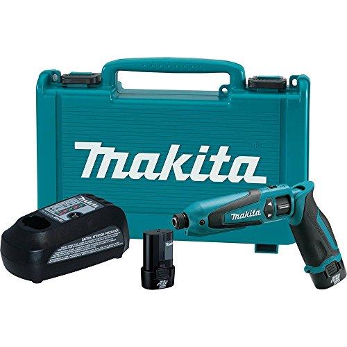 Makita TD021DSE 72V Lithium-Ion Cordless Hex Impact Driver Kit 14
