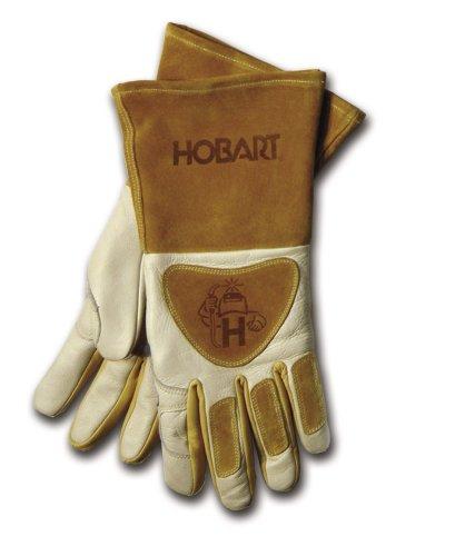 Hobart 770440 Premium Form Fitted Welding Gloves
