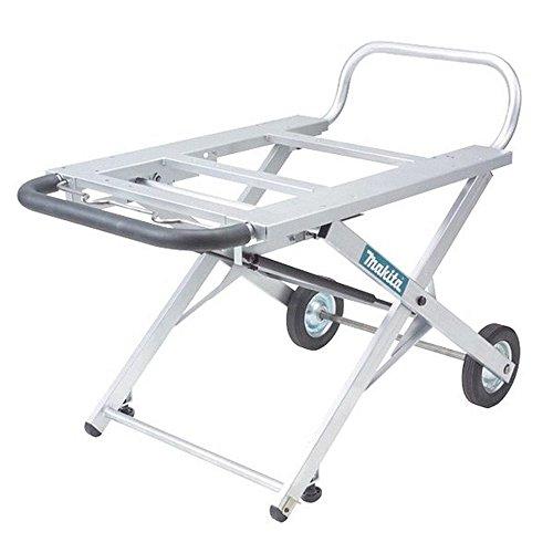 Makita 194093-8 Adjustable Portable Table Saw Stand with Wheels