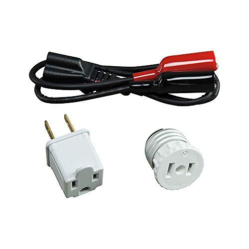 Circuit Breaker Finder Accessory Kit Circuit Breaker Leads Circuit Breaker Adapters Klein Tools 69411