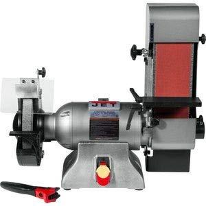 Jet Tools - IBGB-436 Combination 8 Industrial Grinder with 4x 36 Belt Sander 578436