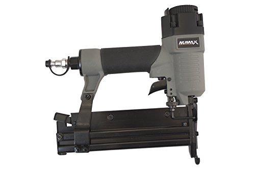 NuMax S2-118G2 18-Gauge 2 In 1 Brad Nailer and Stapler by NuMax
