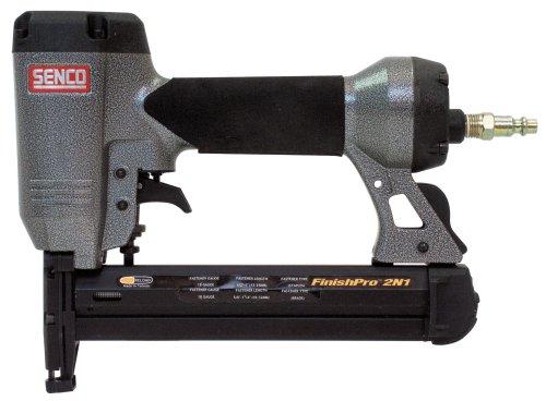 Senco FinishPro2N1 18-Gauge Brad NailerStapler Sequential