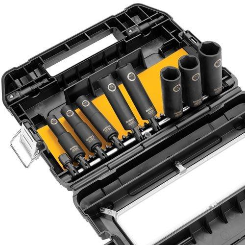 DEWALT DW22838 38-Inch 10-Piece IMPACT READY Socket Set