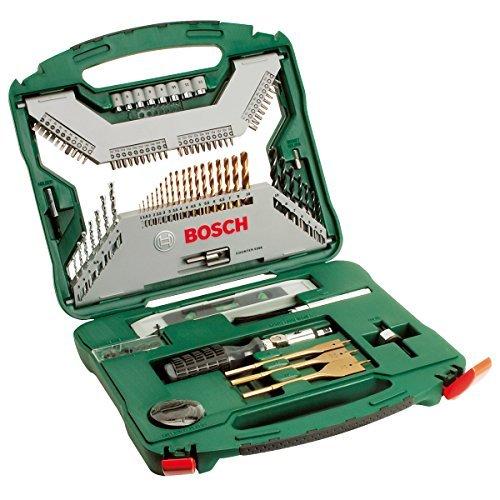 Bosch X-line 100-piece Drill and Screwdriver Bit Set New Drill Accessories