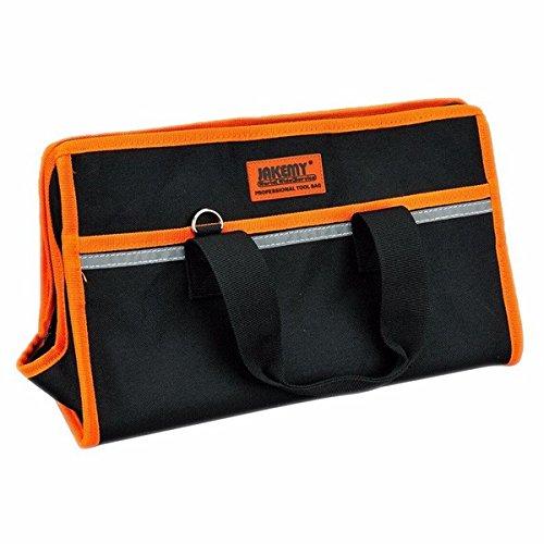 JM-B01 Large Professional Tool Bag Multifunctional Electrician Tool Bag 355x23x23cm