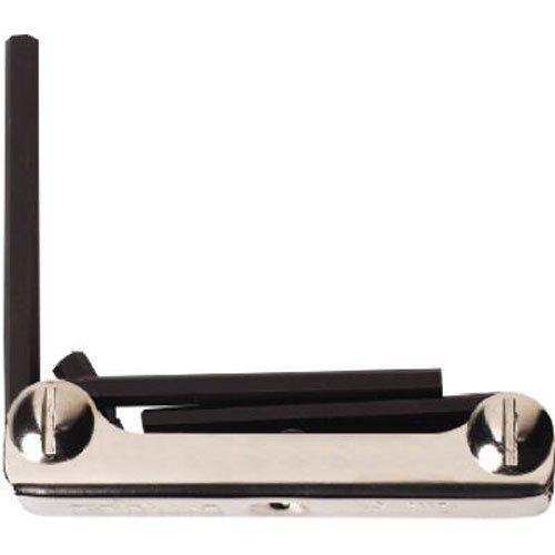 Eklind 21171 Metric 7pc Fold-Up Hex Key Set 15mm to 6mm