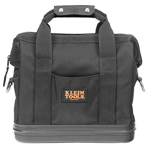 Klein Tools 5200-15 15-Inch Cordura Ballistic Nylon Tool Bag