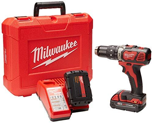 Milwaukee M18 Compact 12 Hammer DrillDriver Kit 2607-22CT