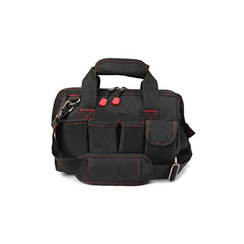 12 inch Tool Bag 600D Polyester Electrician Shoulder Bag Tool Kits Bag